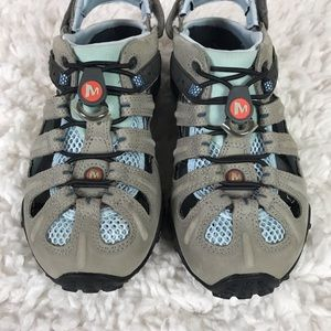 Merrell | Continuum Hiking Sandals Size 8